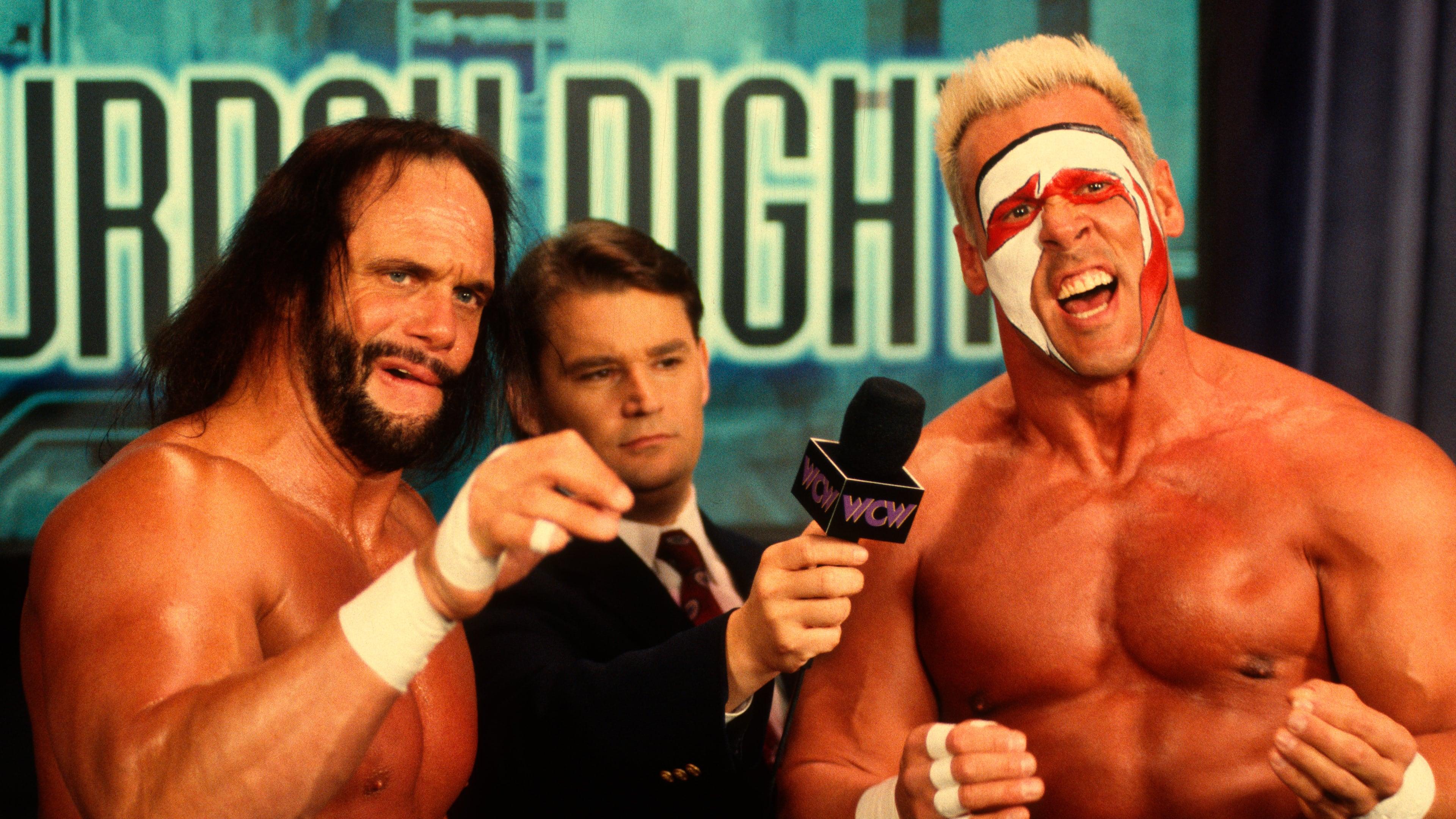 Watch WCW Saturday Night Online   Peacock
