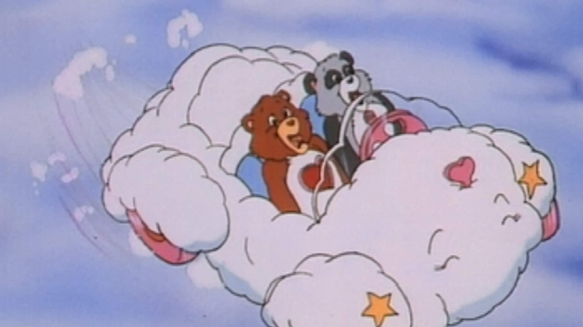 The Long Lost Care Bears