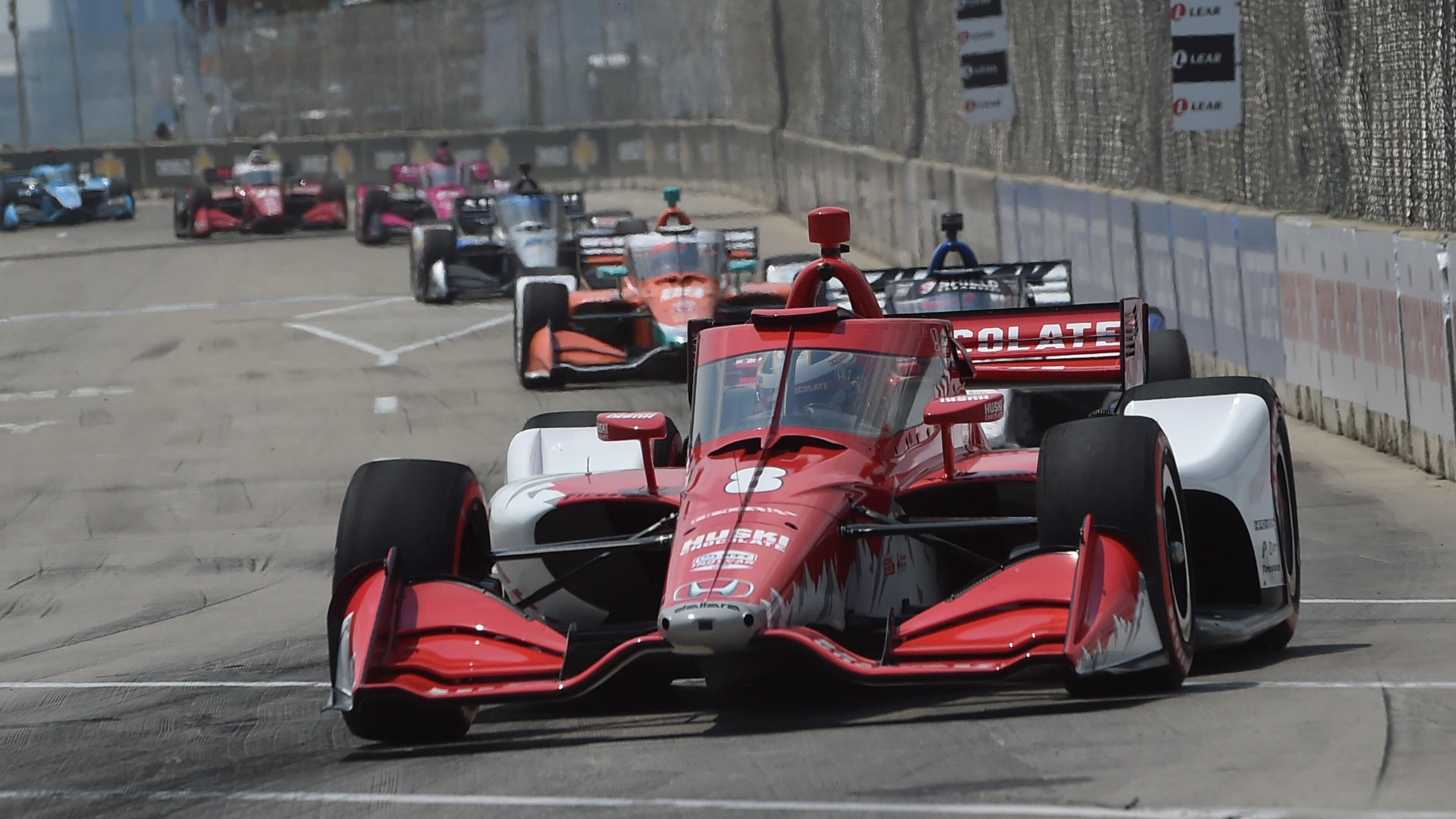 Chevrolet Detroit Grand Prix Race 1