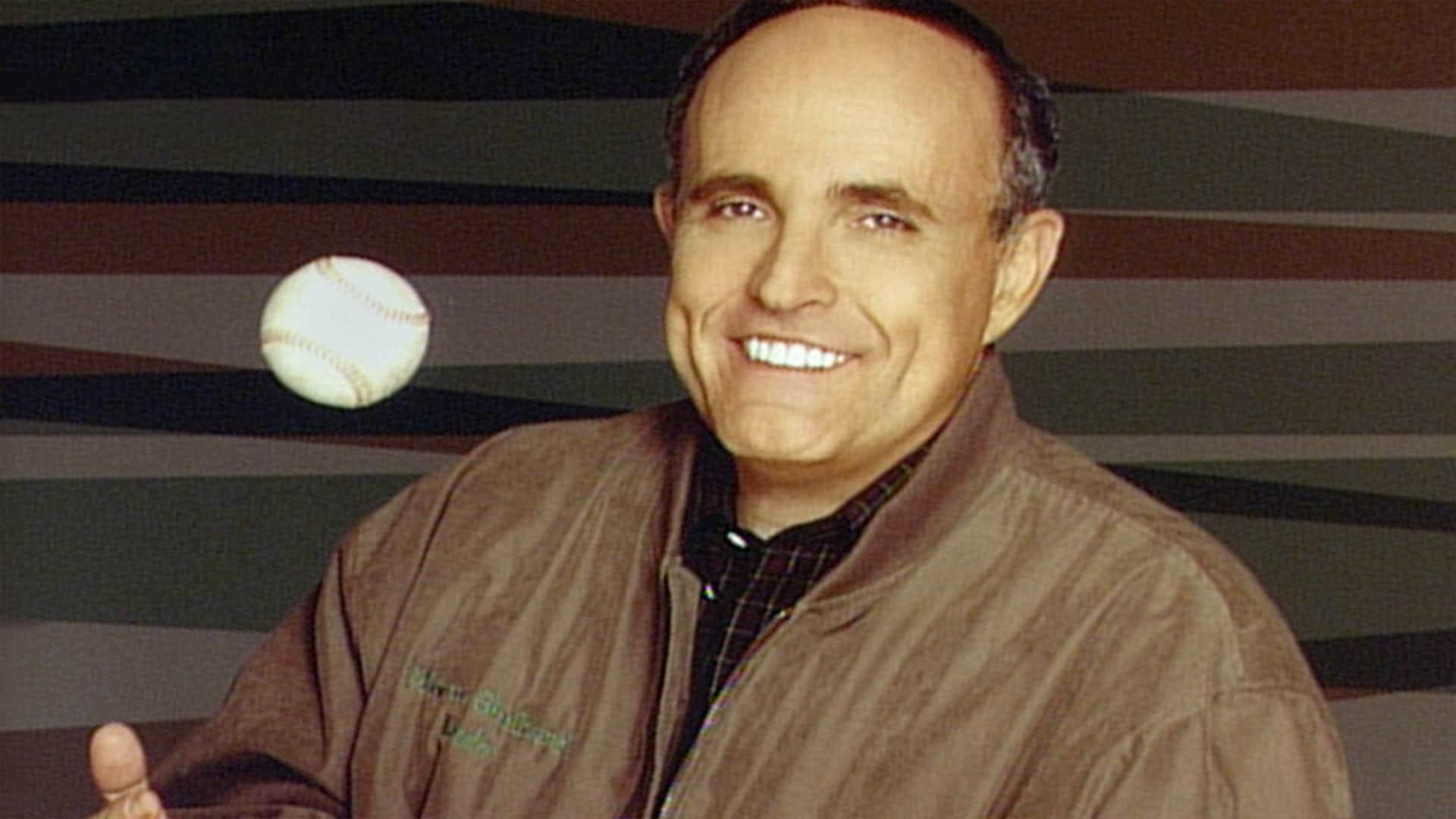 Rudy Giuliani: November 22, 1997