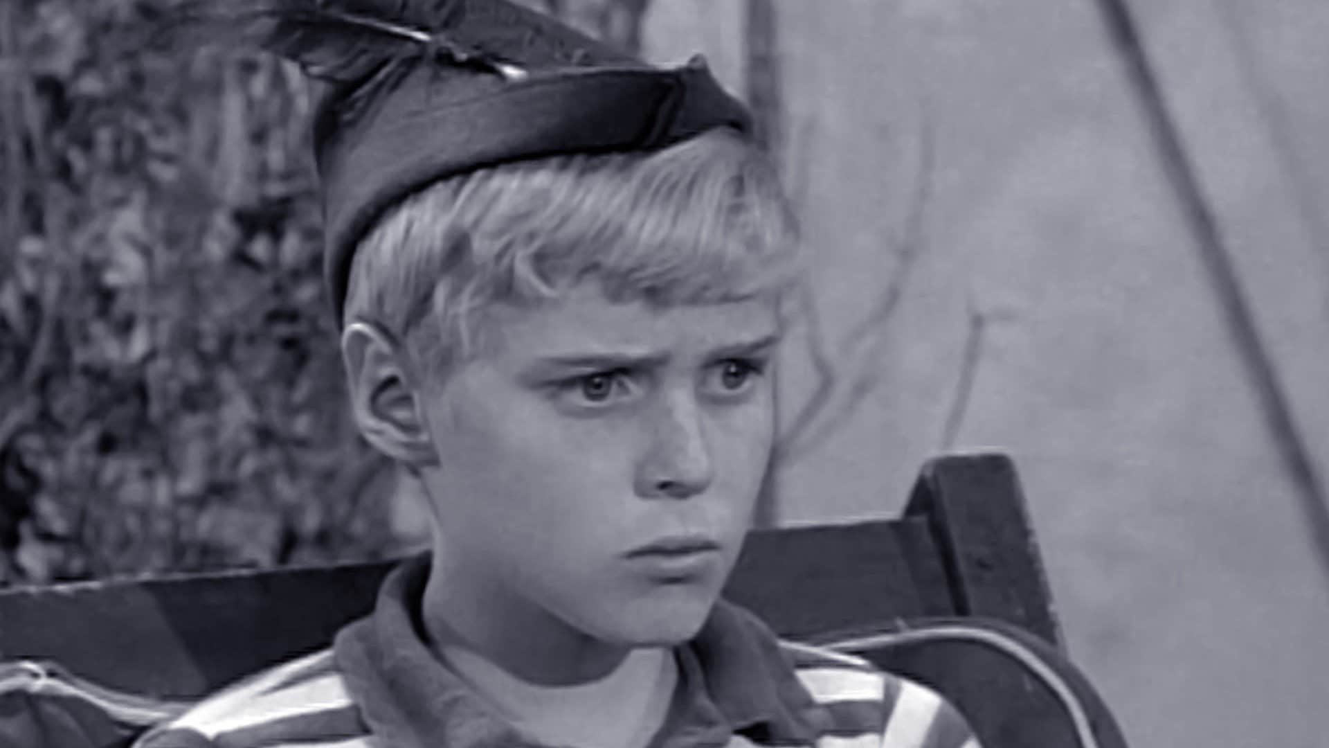 Dennis Plays Robin Hood