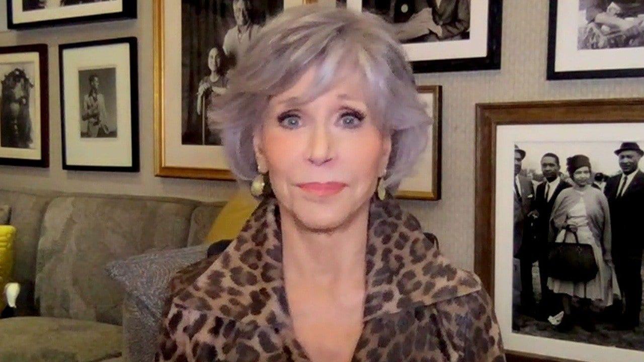 Jane Fonda; Robin Thede
