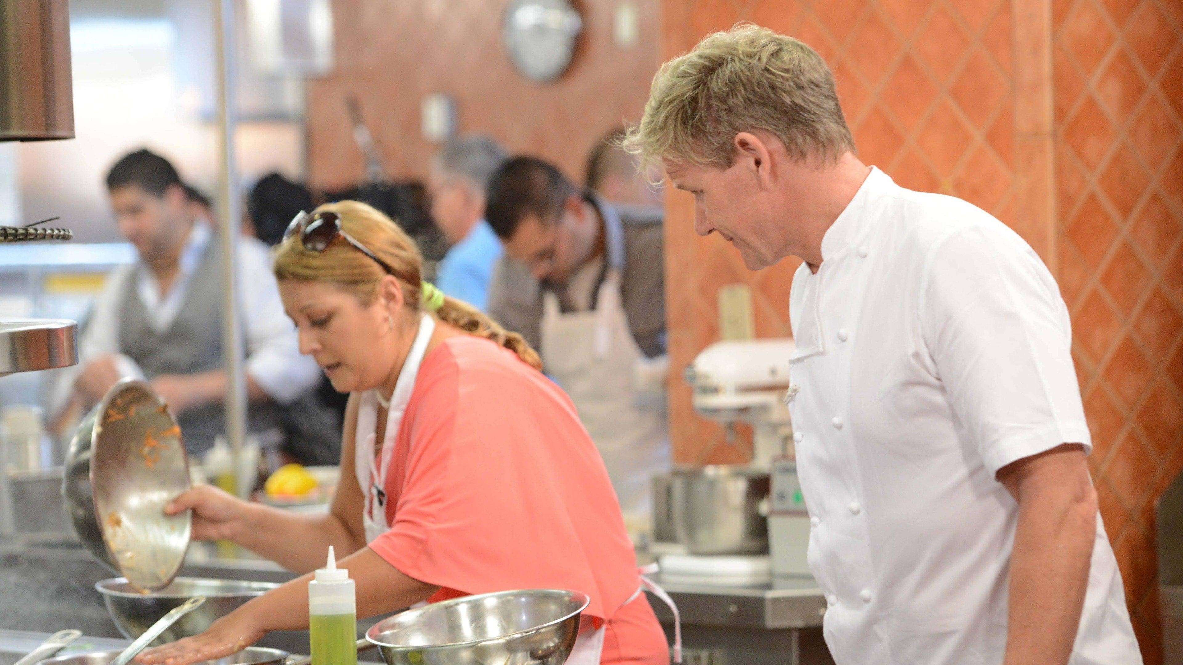 20 Chefs Compete, Part 1