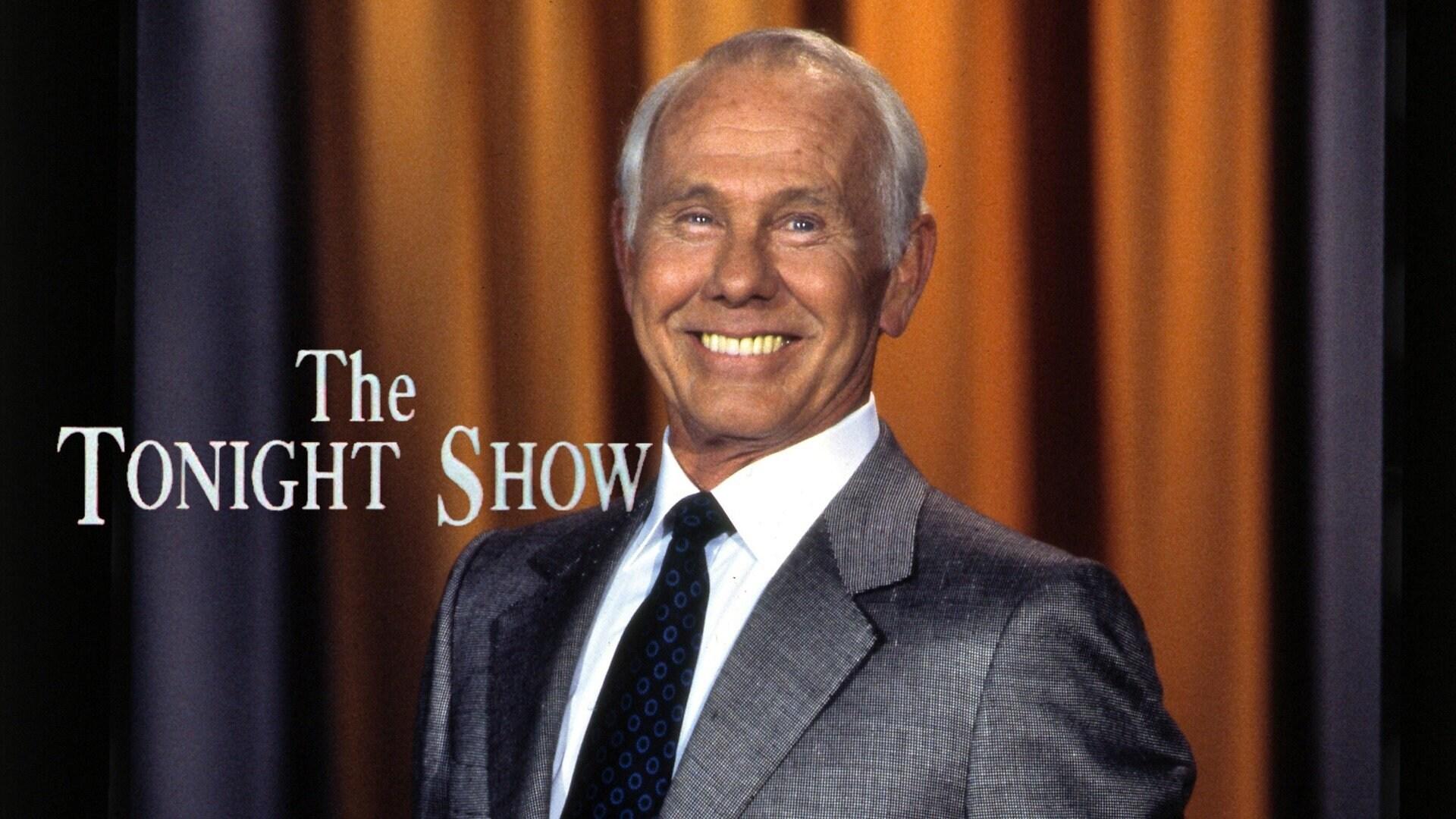 The Johnny Carson Show: Hollywood Icons Of The '90s - Lara Flynn Boyle (5/9/90)