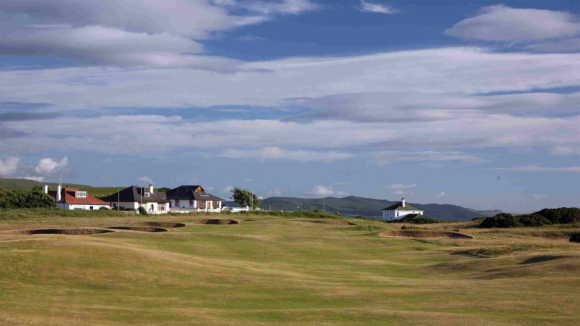 Tom at Turnberry