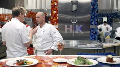 16 Chefs Compete