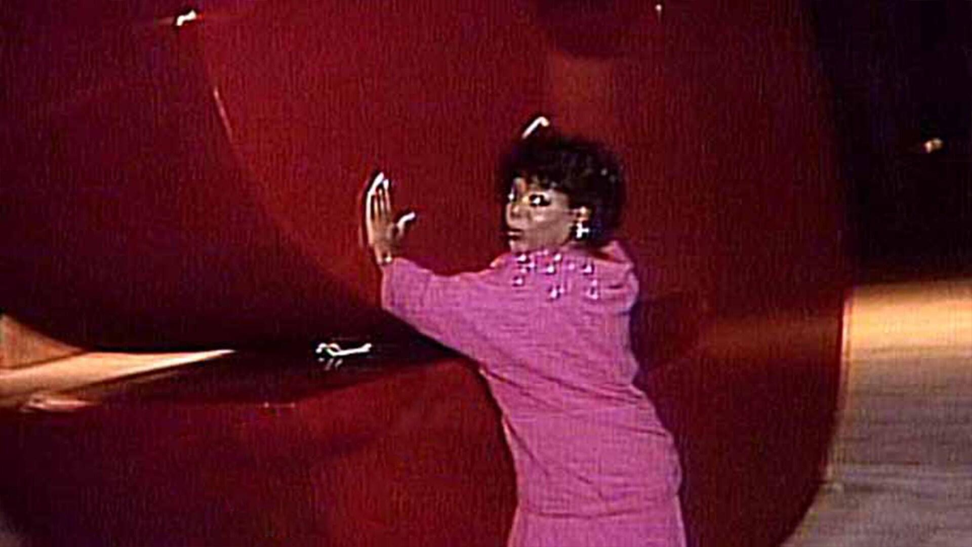 Oprah Winfrey: April 12, 1986