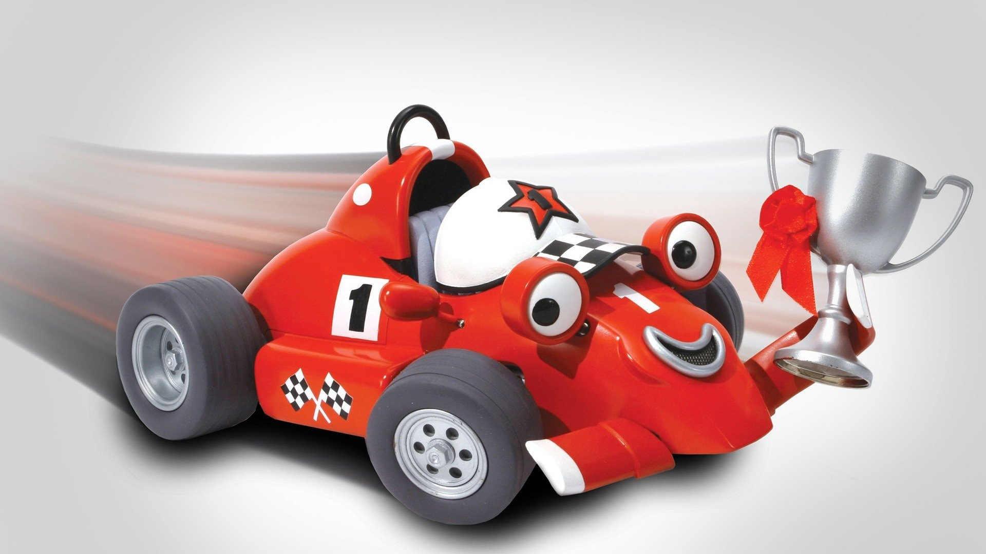 Watch Roary the Racing Car Online | Peacock