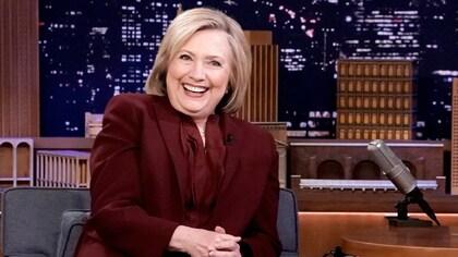 Hillary Rodham Clinton; Noah Schnapp; Jane Birkin; Iggy Pop