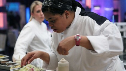 Four Chefs Compete