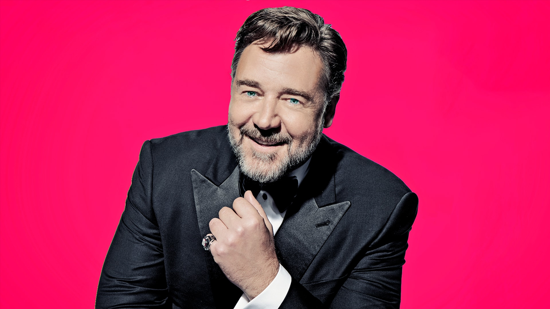 Russell Crowe: April 9, 2016