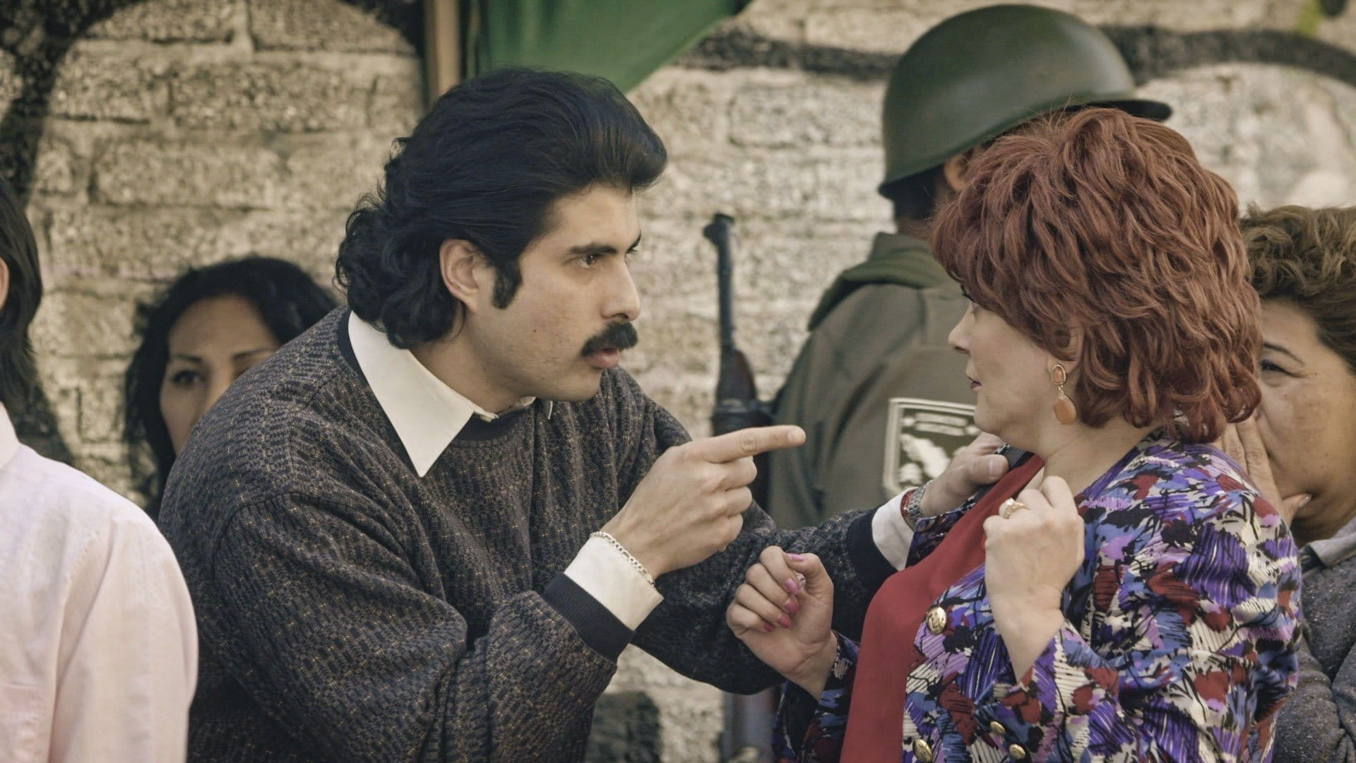 Anel y Manolo son cómplices
