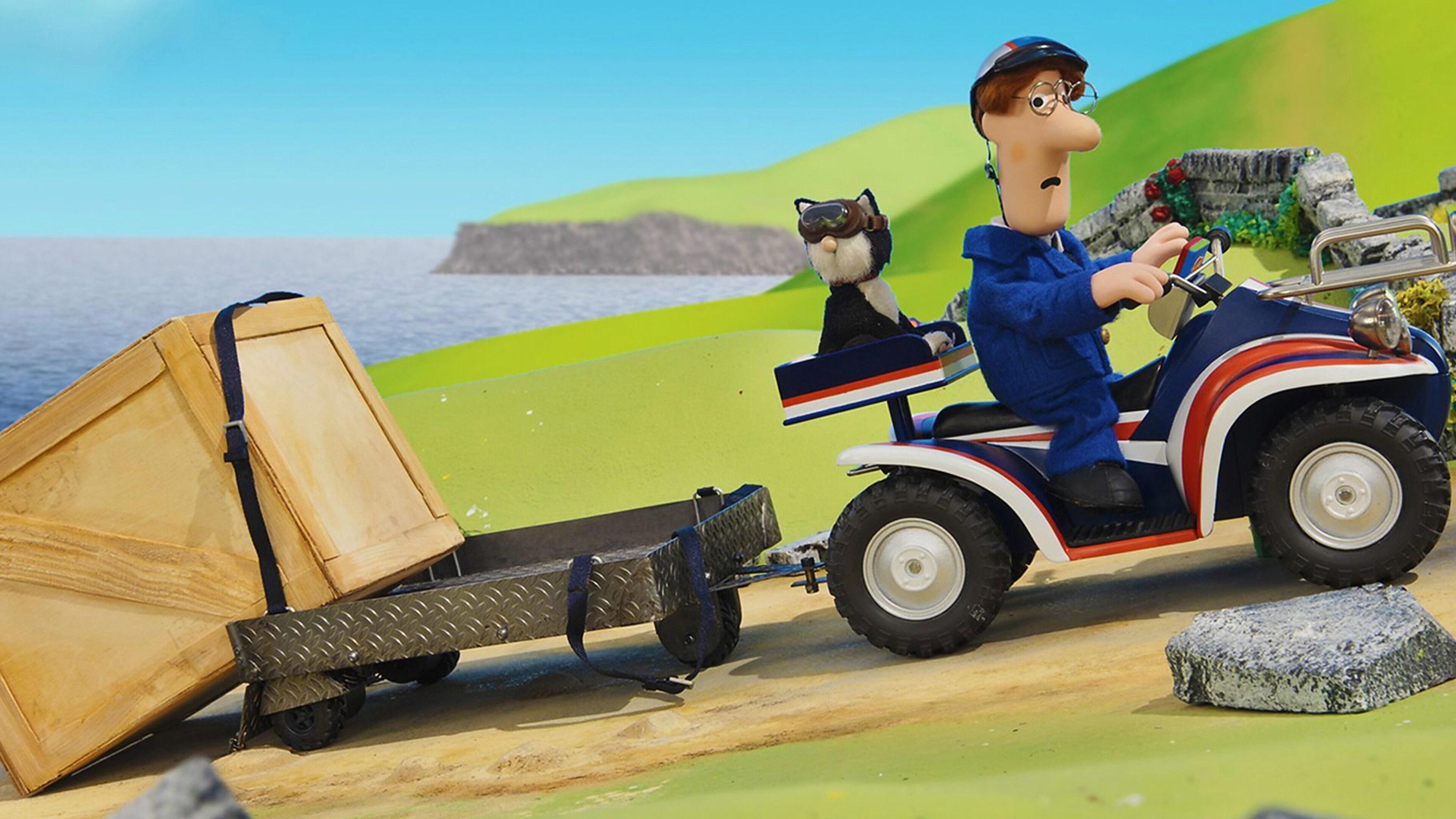 Postman Pat and the Cornish Caper