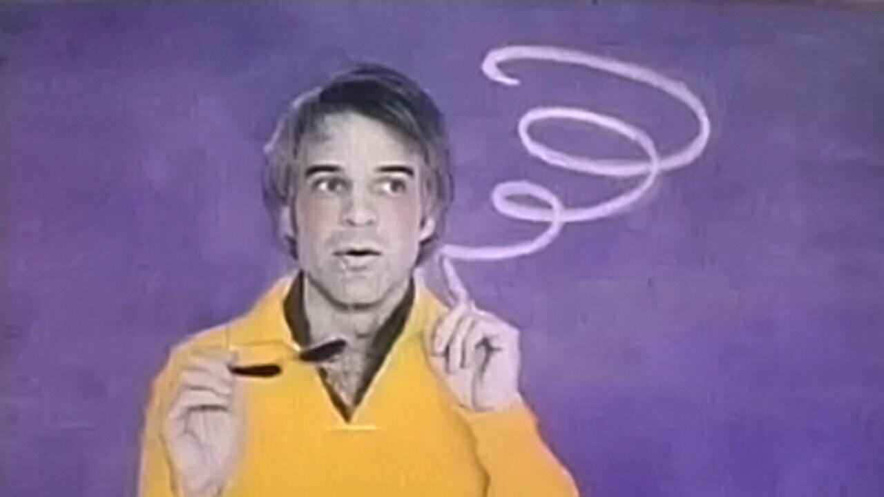 Steve Martin: February 26, 1977