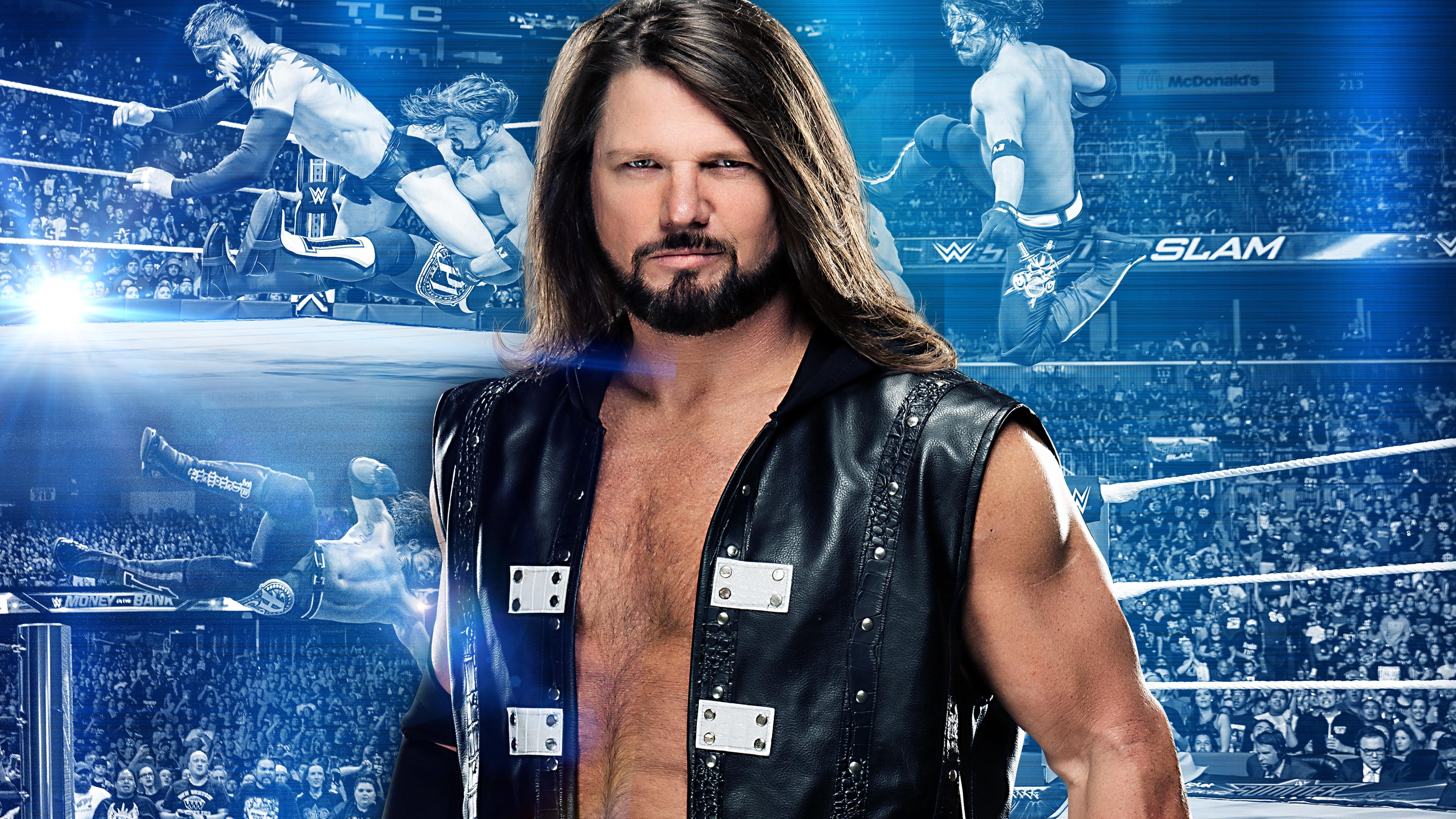 AJ Styles: Most Phenomenal Matches
