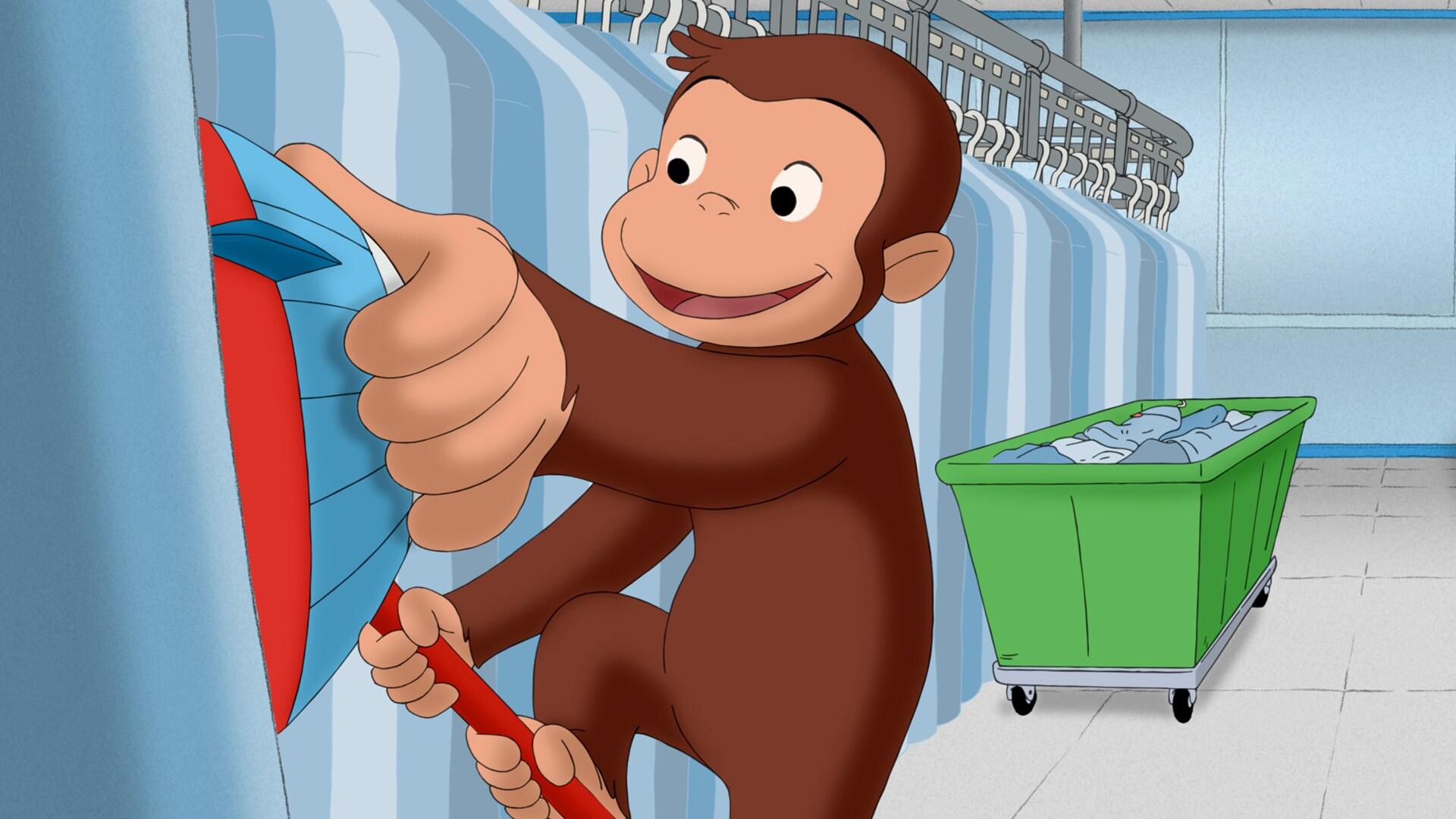 Monkey Clean, Monkey Do; A River Runs Through It