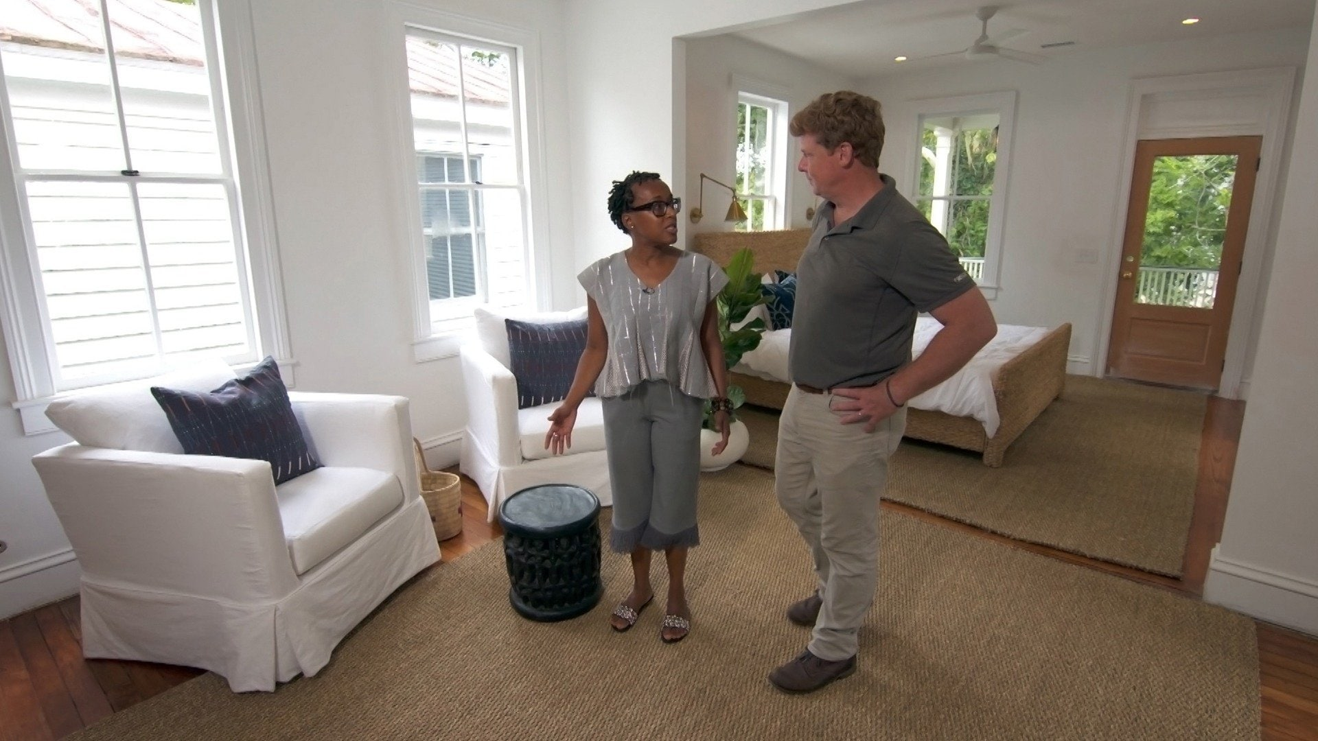 The Jamestown Net-Zero House: A Charleston Family House is Reborn
