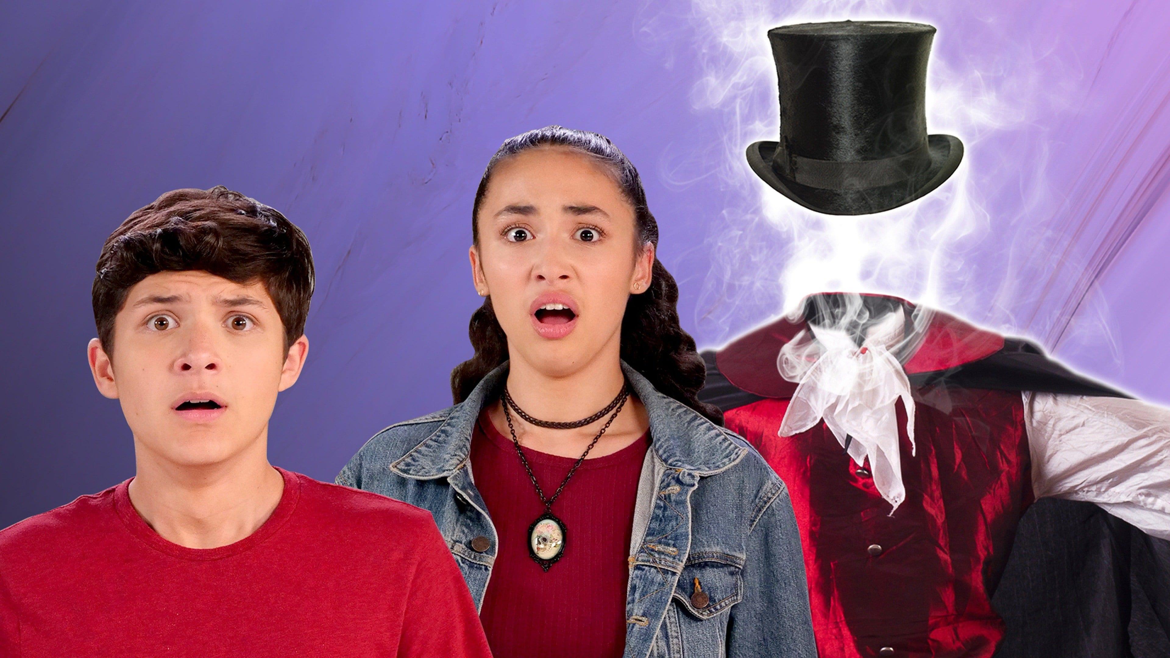 The Headless Magician Attack Akira and Walker!