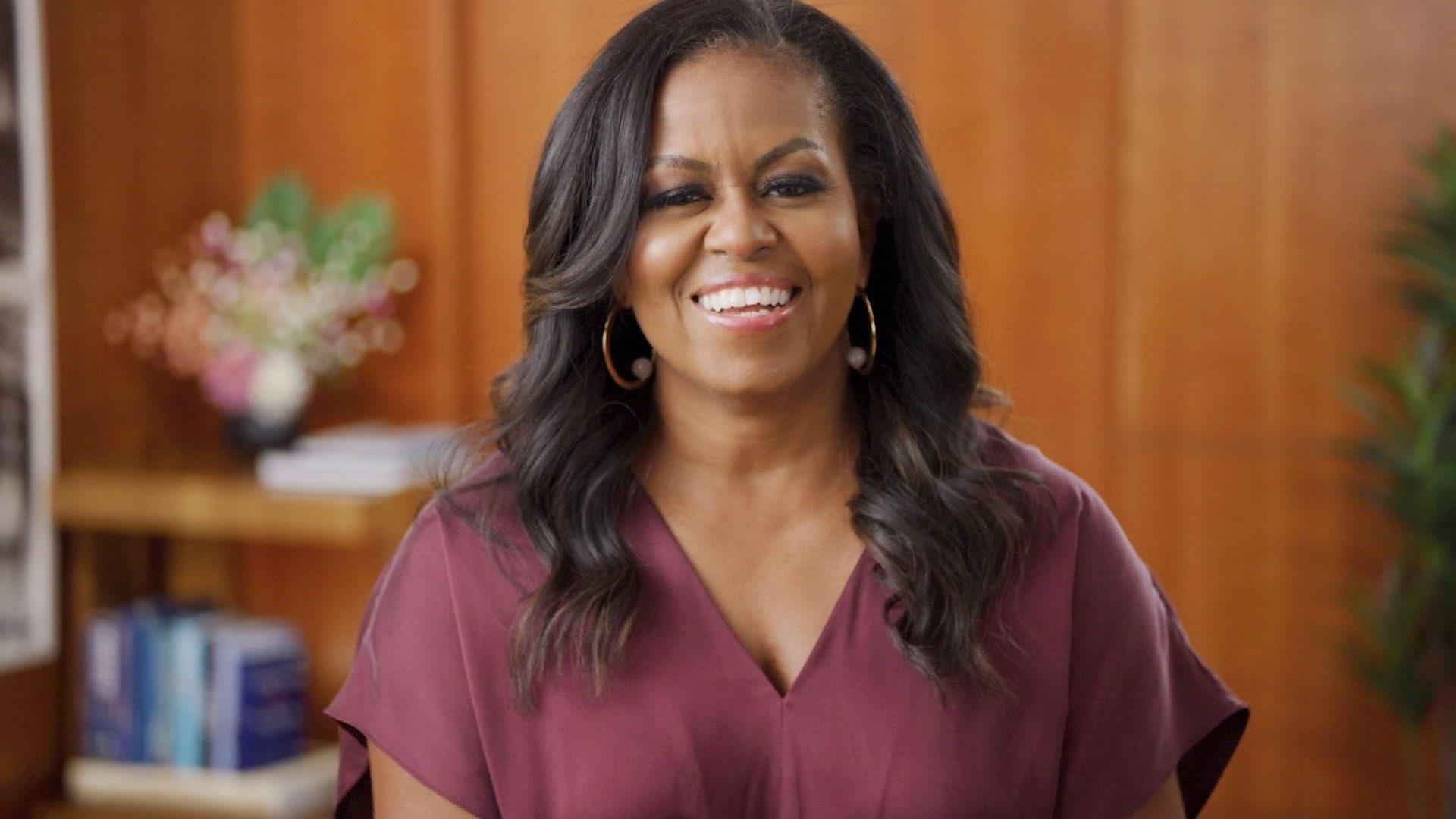 Michelle Obama; Guy Raz; Edie Brickell & New Bohemians