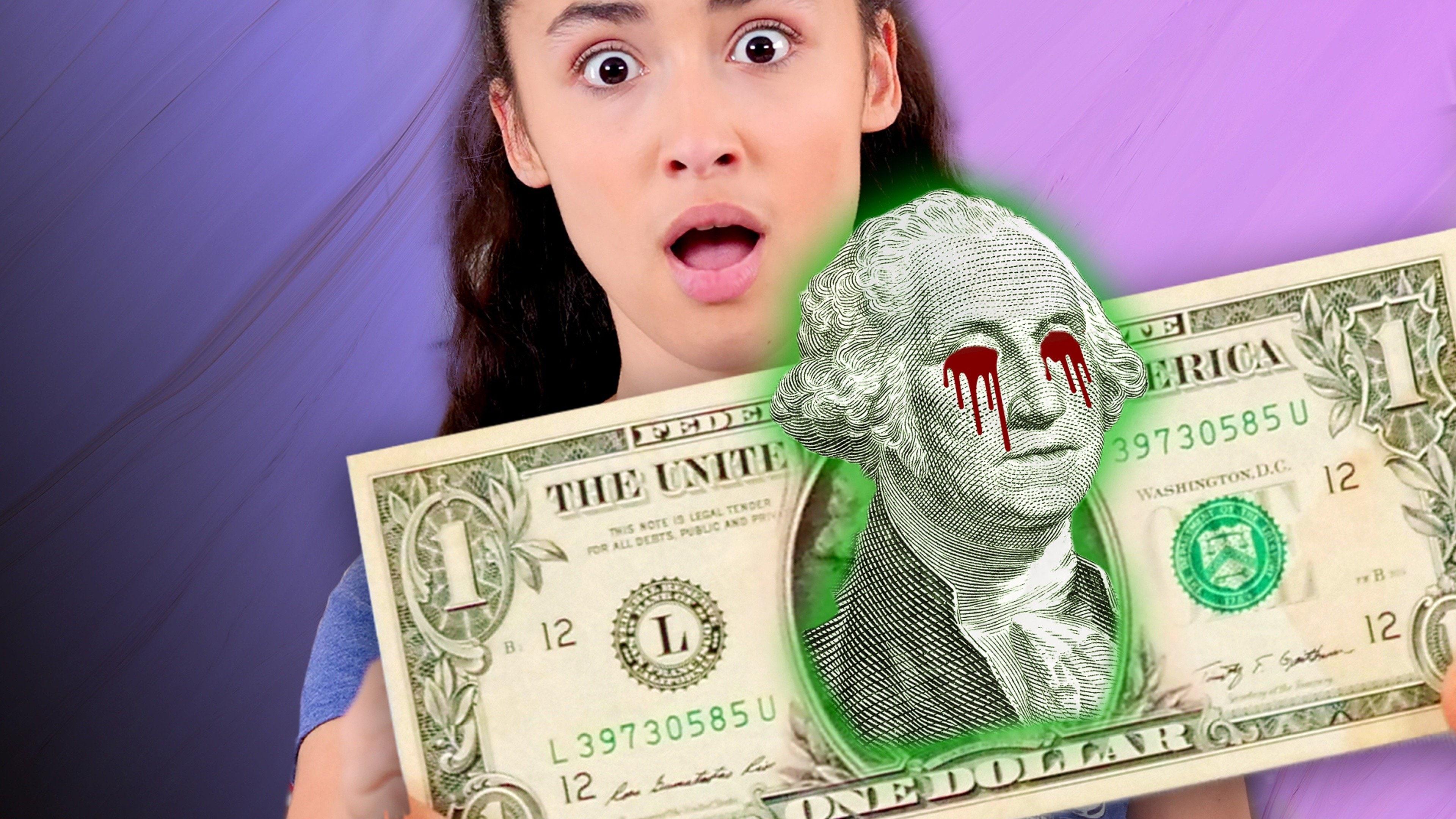 Haunted Dollar Trick