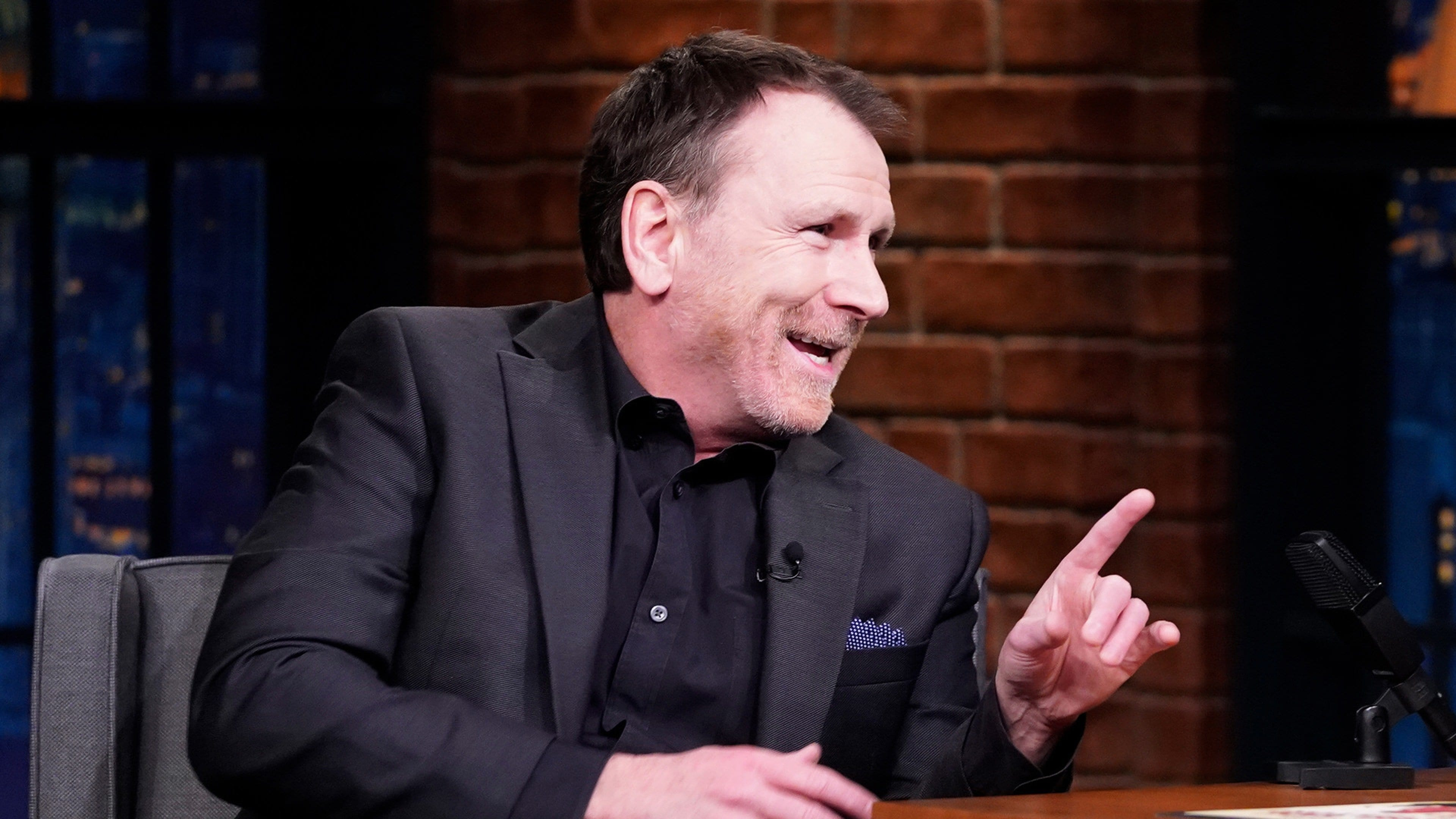 Colin Quinn; Julia Garner; Chris Coleman