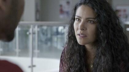 Eliza se casará con Andrés