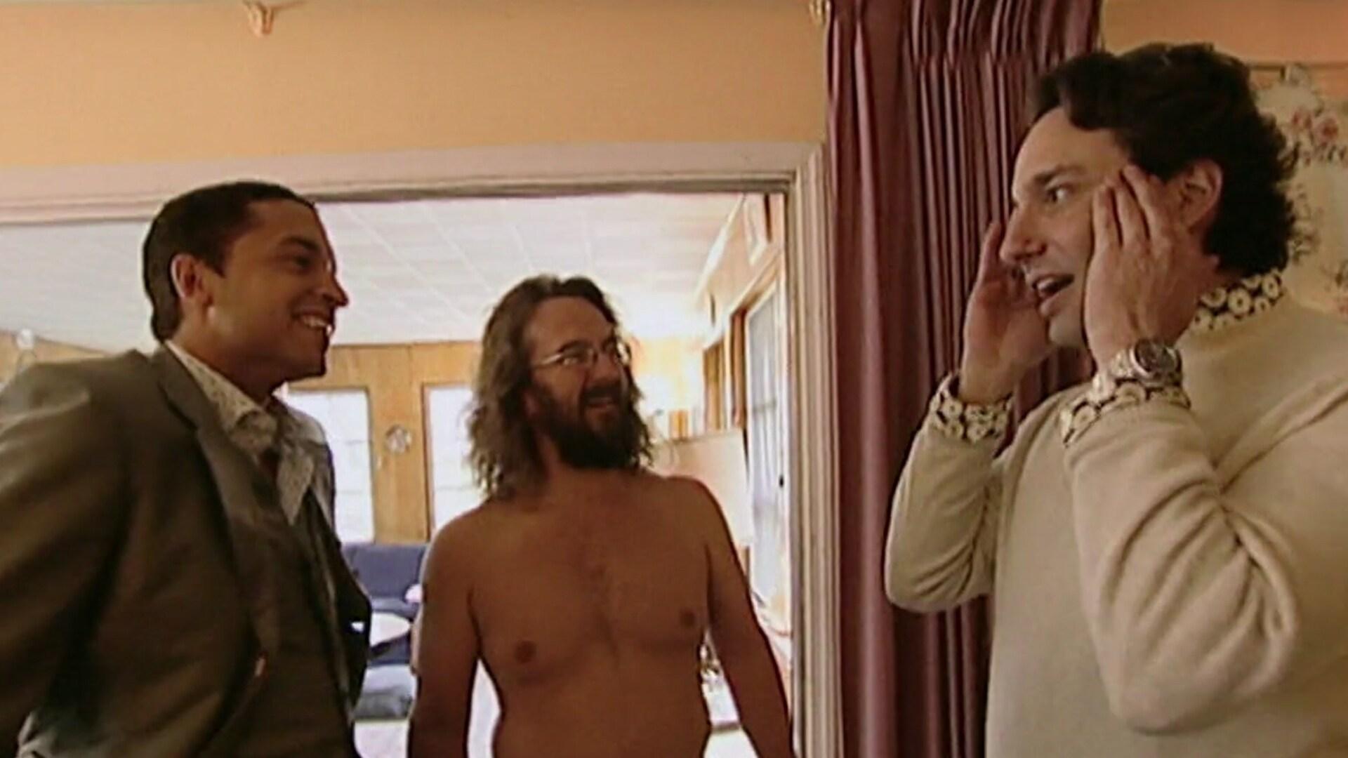 A Nude Scary Garcia: Jim B.