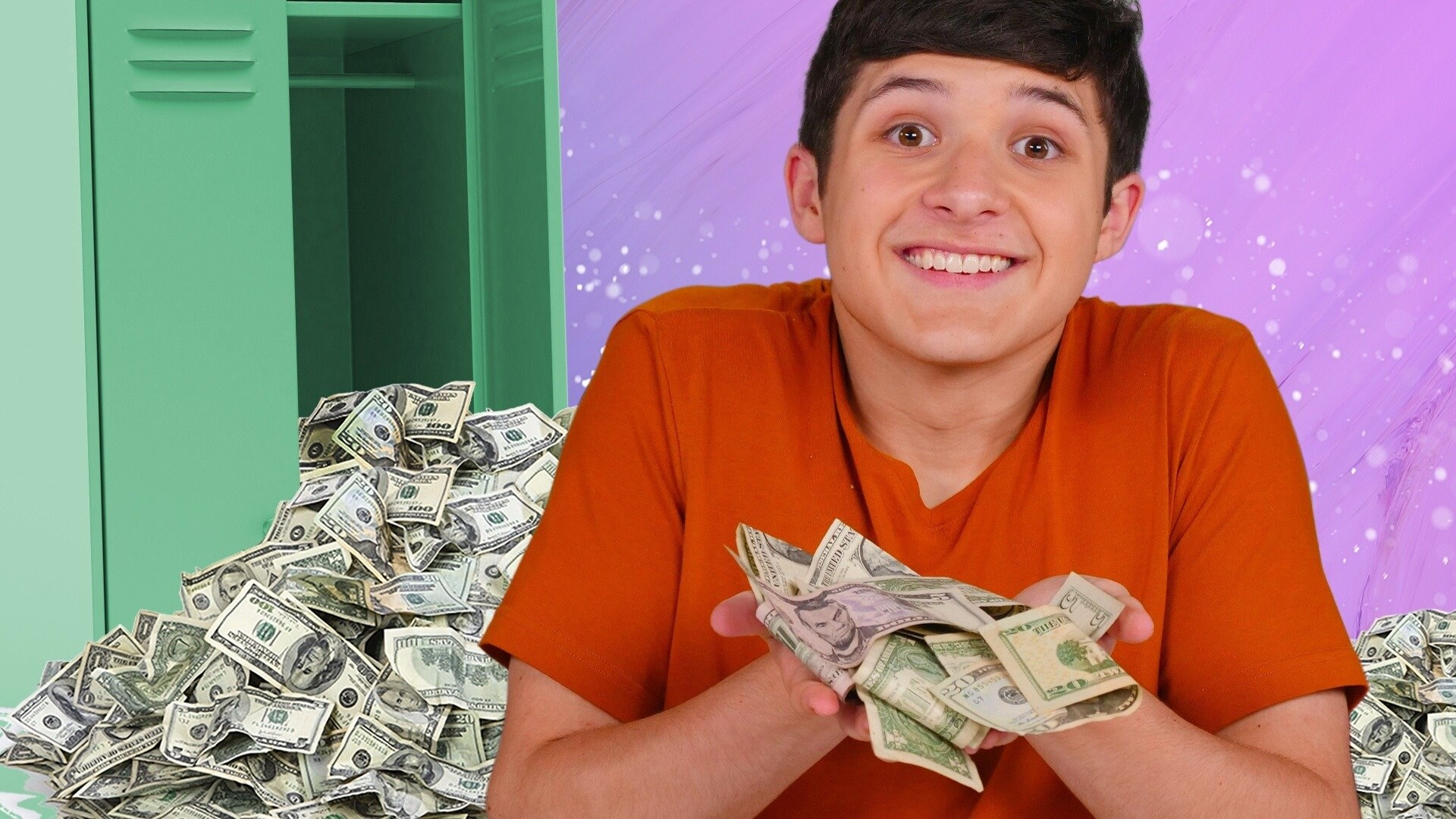 Locker Money Trick