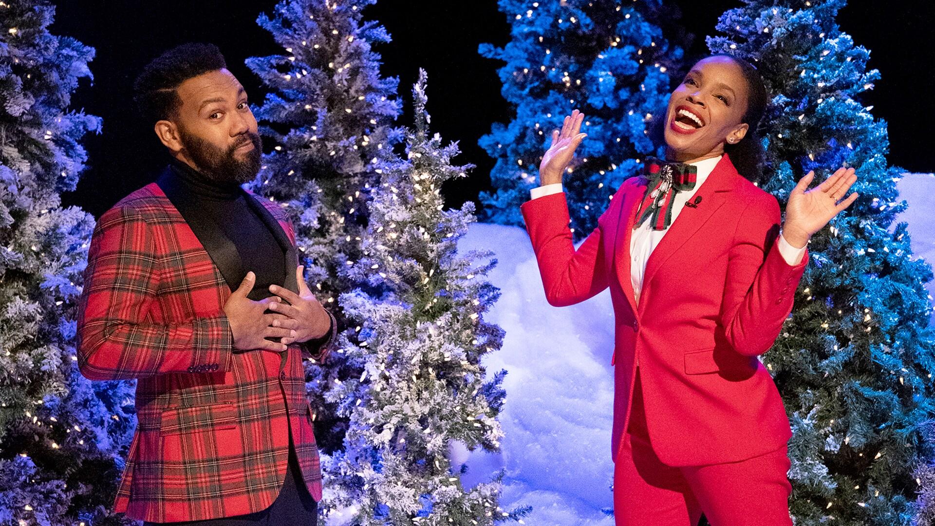December 18, 2020: Holiday Extravaganza