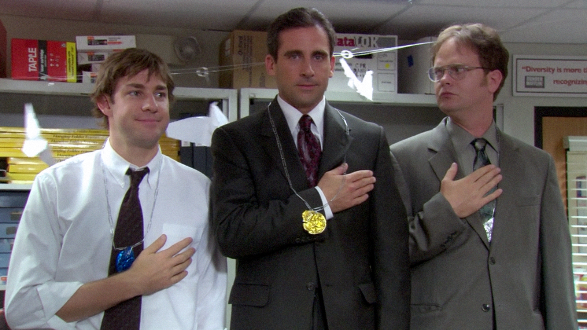 Office Olympics (Extended Cut)