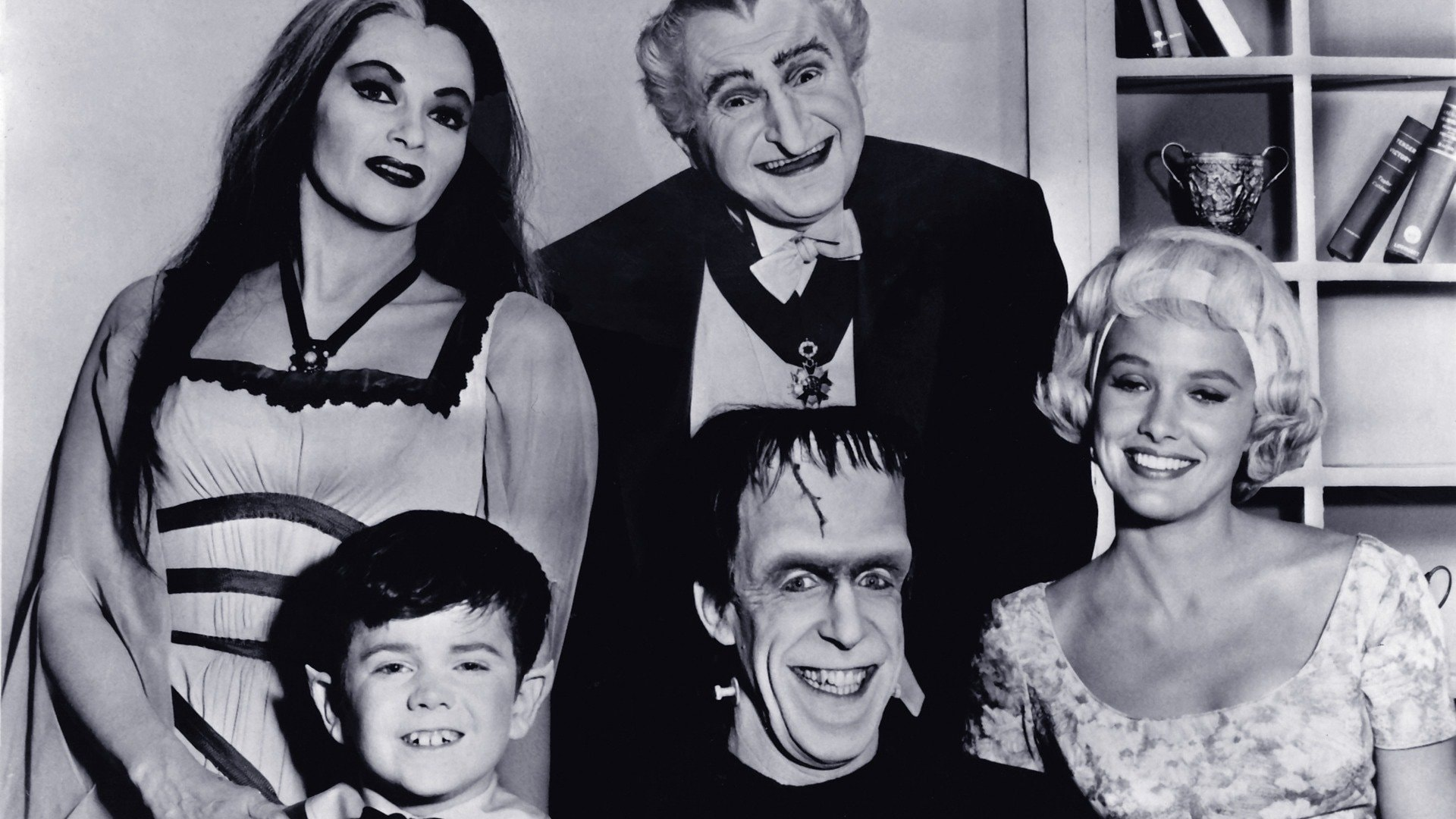 Watch The Munsters Online | Peacock