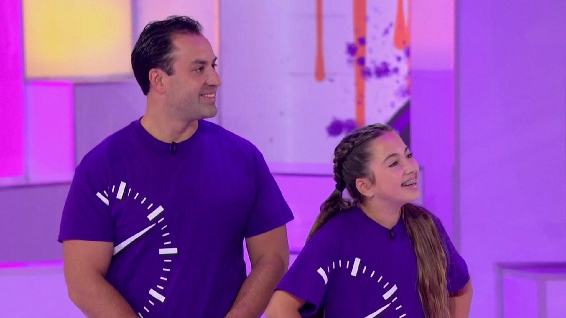 Michael & Nadia; Quiara & Savana