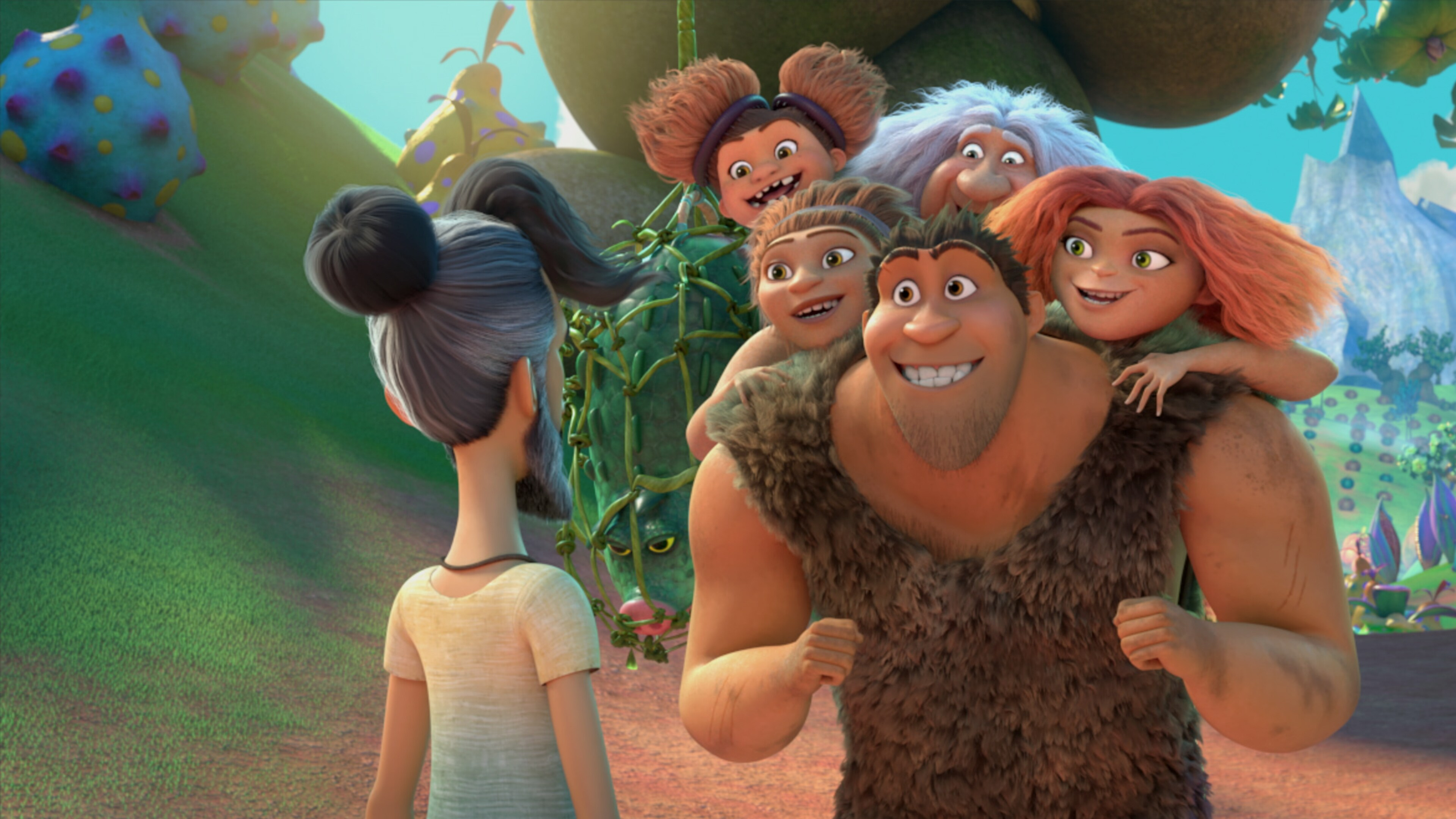 Watch Croods Family Tree Online | Peacock