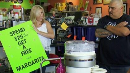 Mayor of Margarita-ville