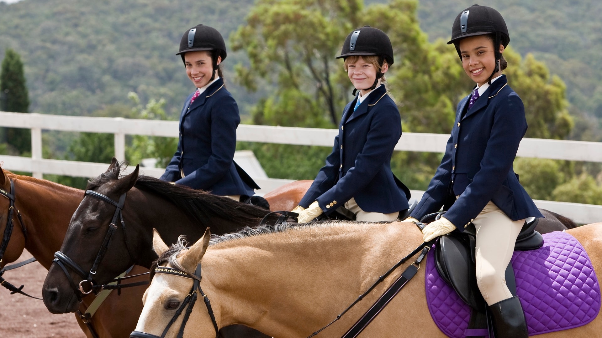 Watch The Saddle Club Online | Peacock