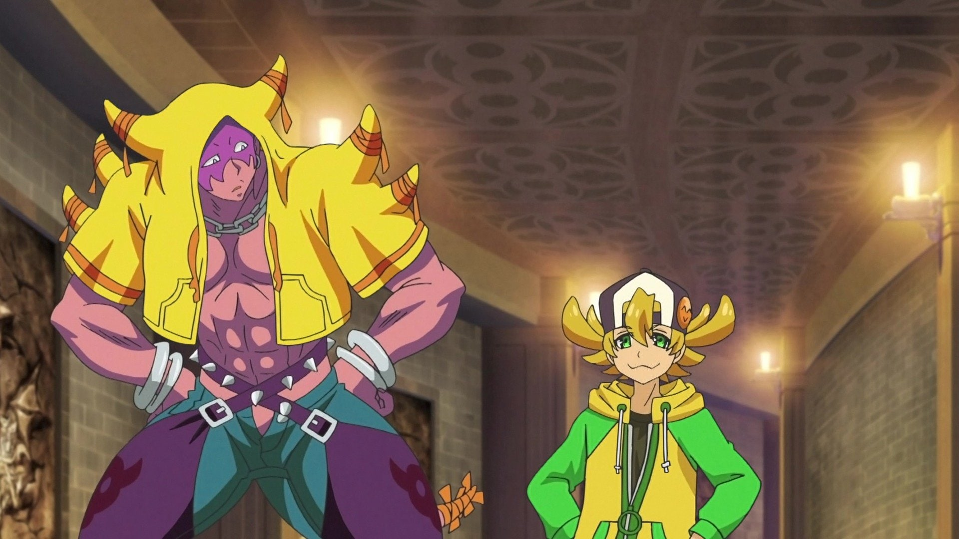 The Dancing Demon Takes on Medusa!
