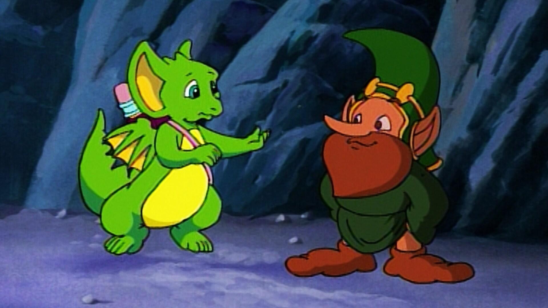 Echoing Dwarf; Binky Beanstalk