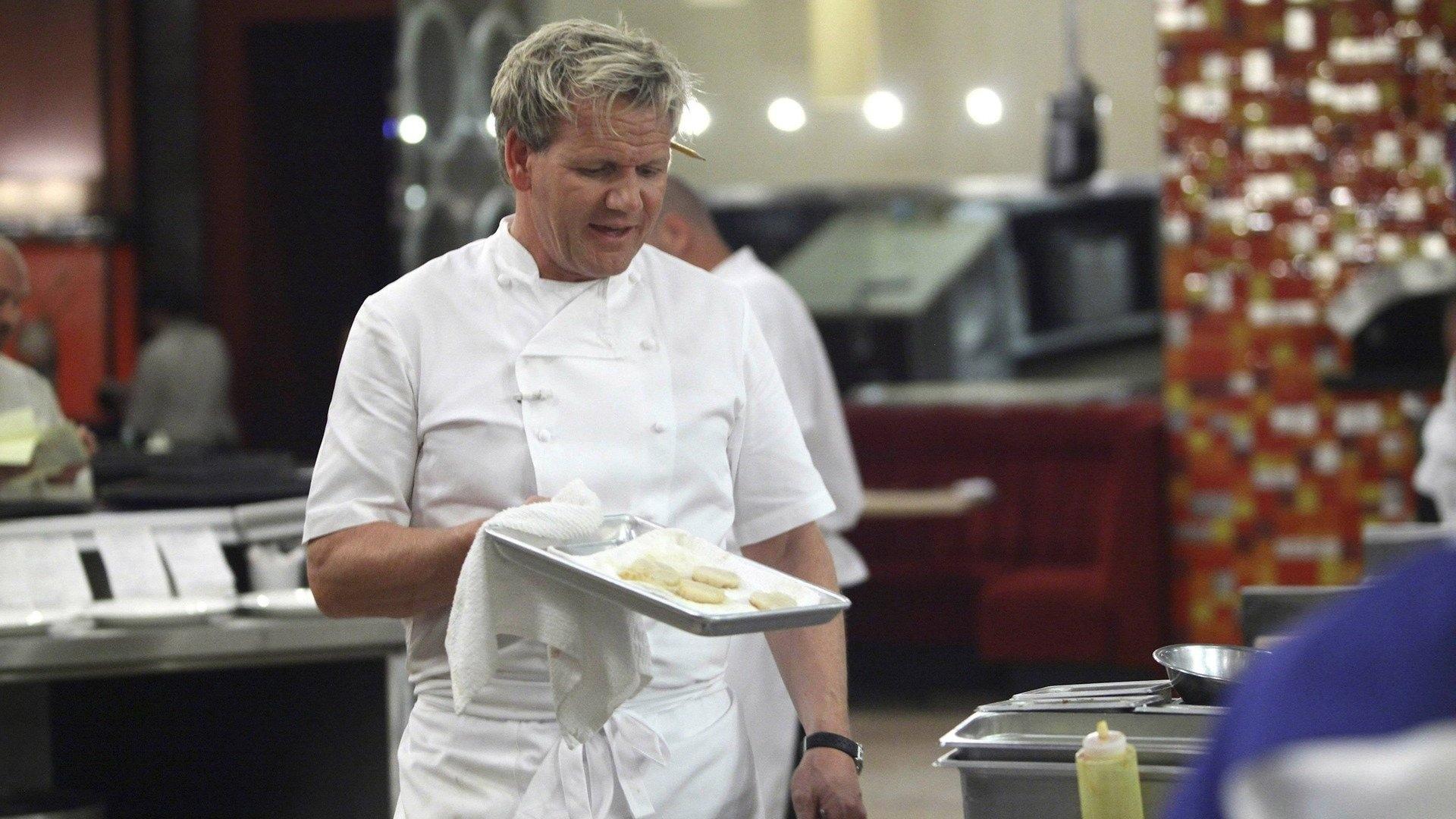 11 Chefs Compete, Part 1