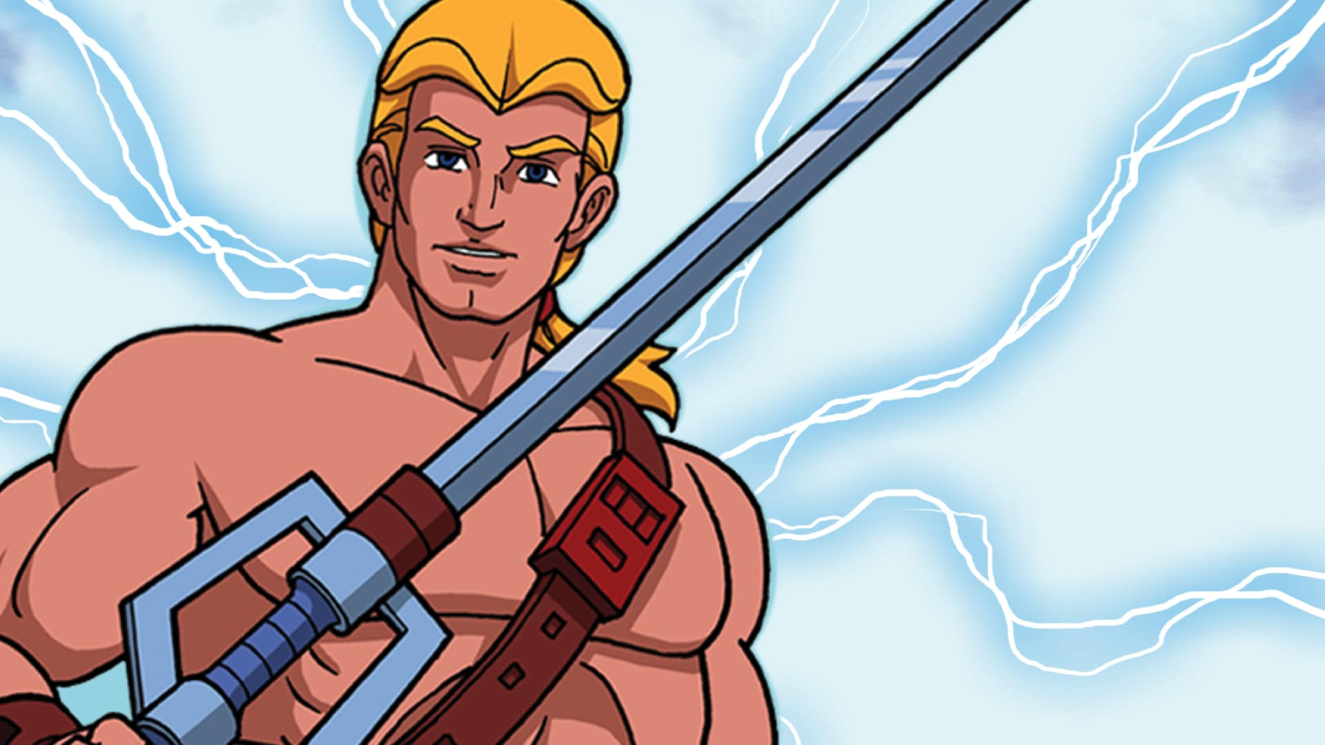He-Man in Exile