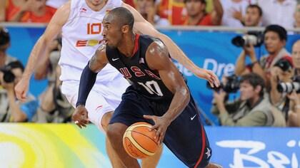 Men's Basketball Final (Beijing 2008)
