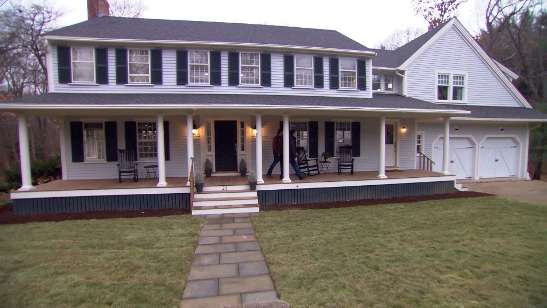 Lexington Colonial: Garrison No More