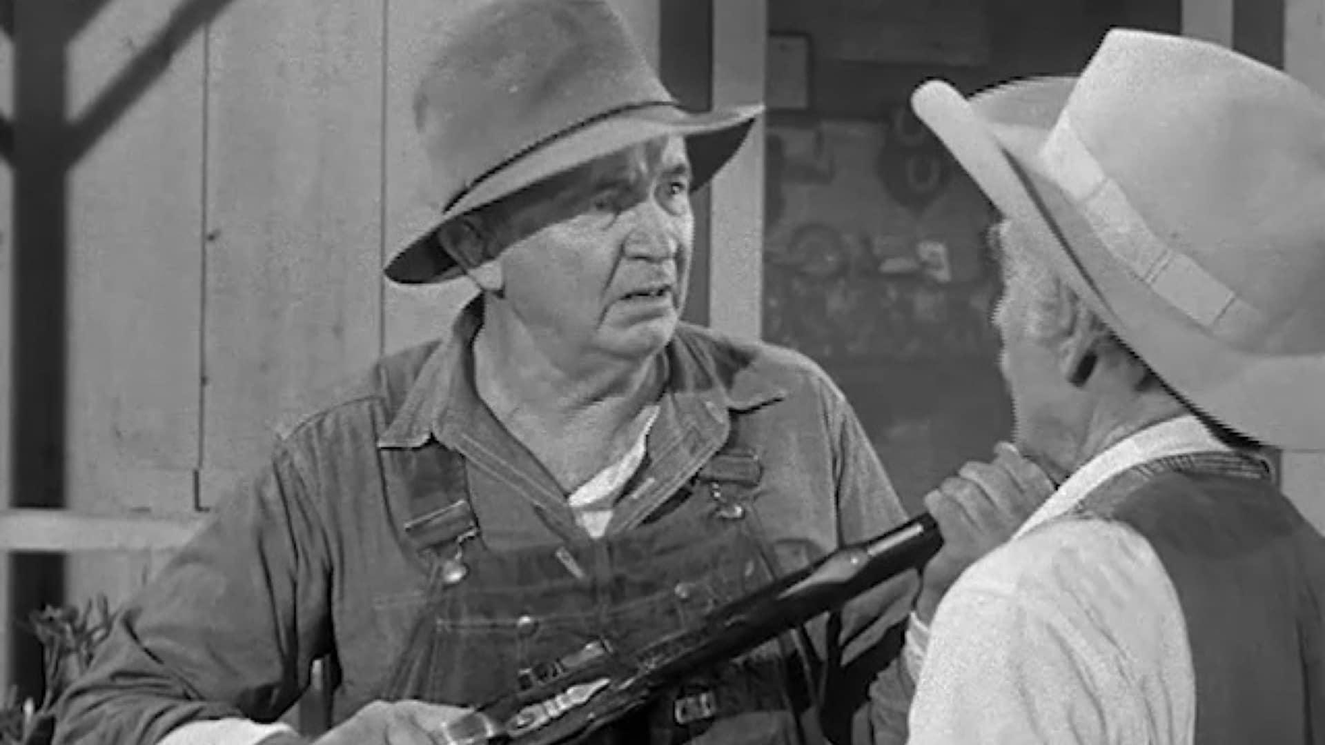 Grampa Sells His Gun