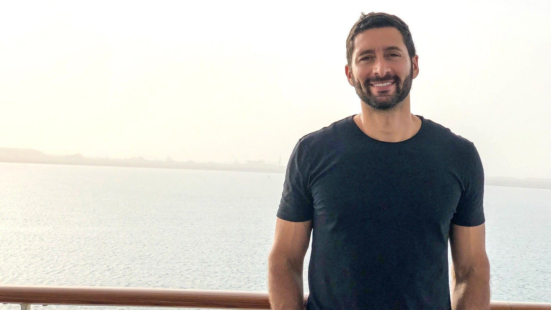 Soaring City on the Arabian Gulf