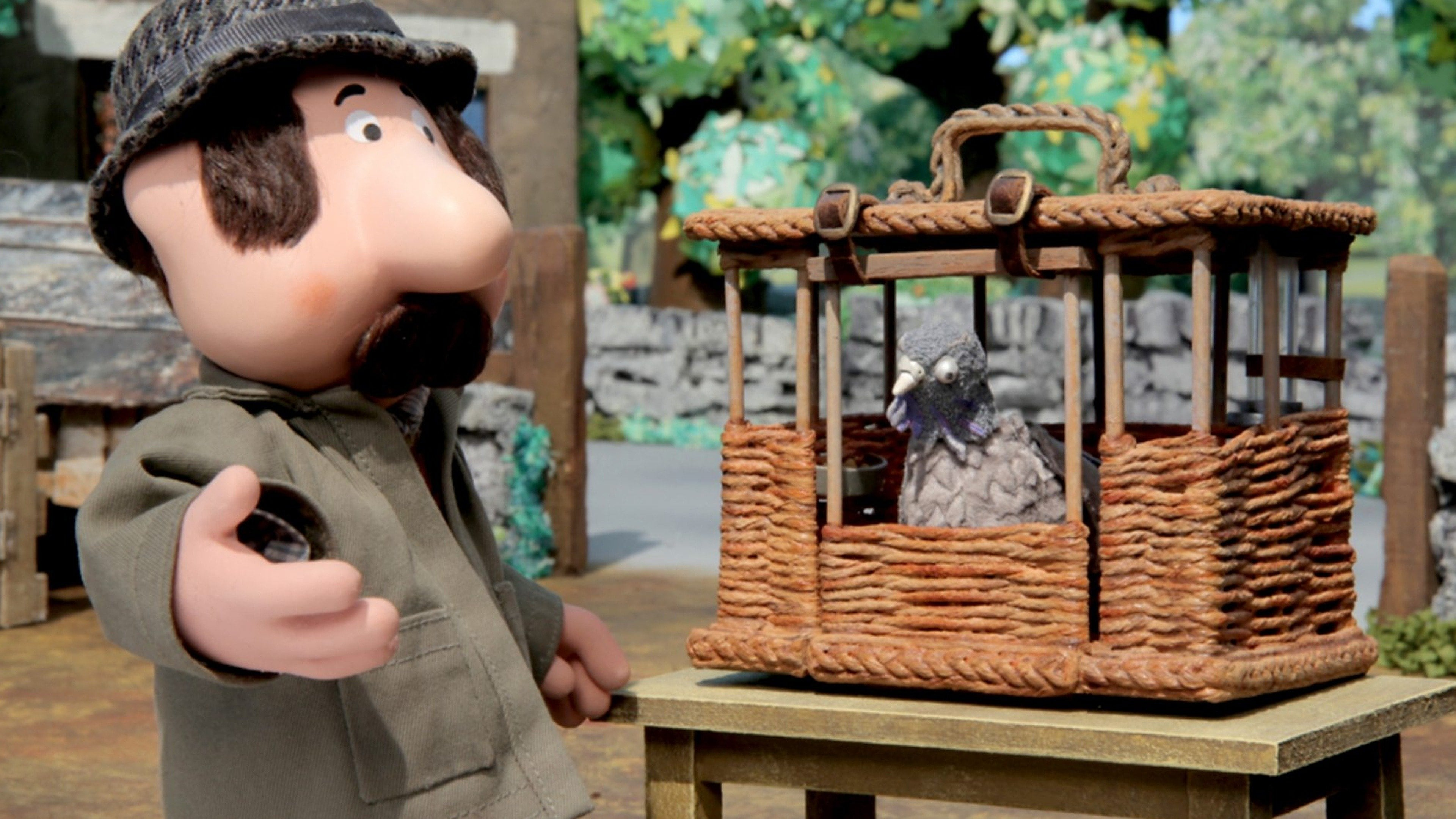 Postman Pat and the Tricky Tracker