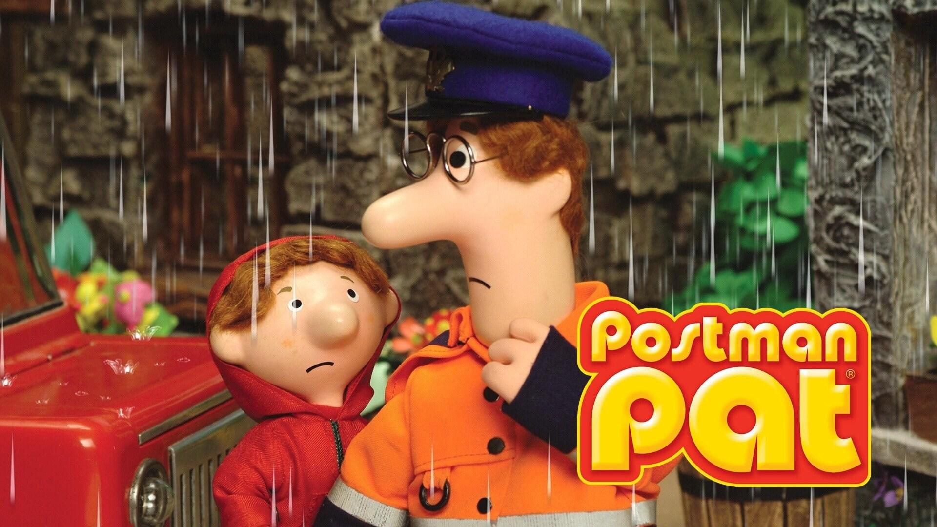 Postman Pat's Wild West Rescue