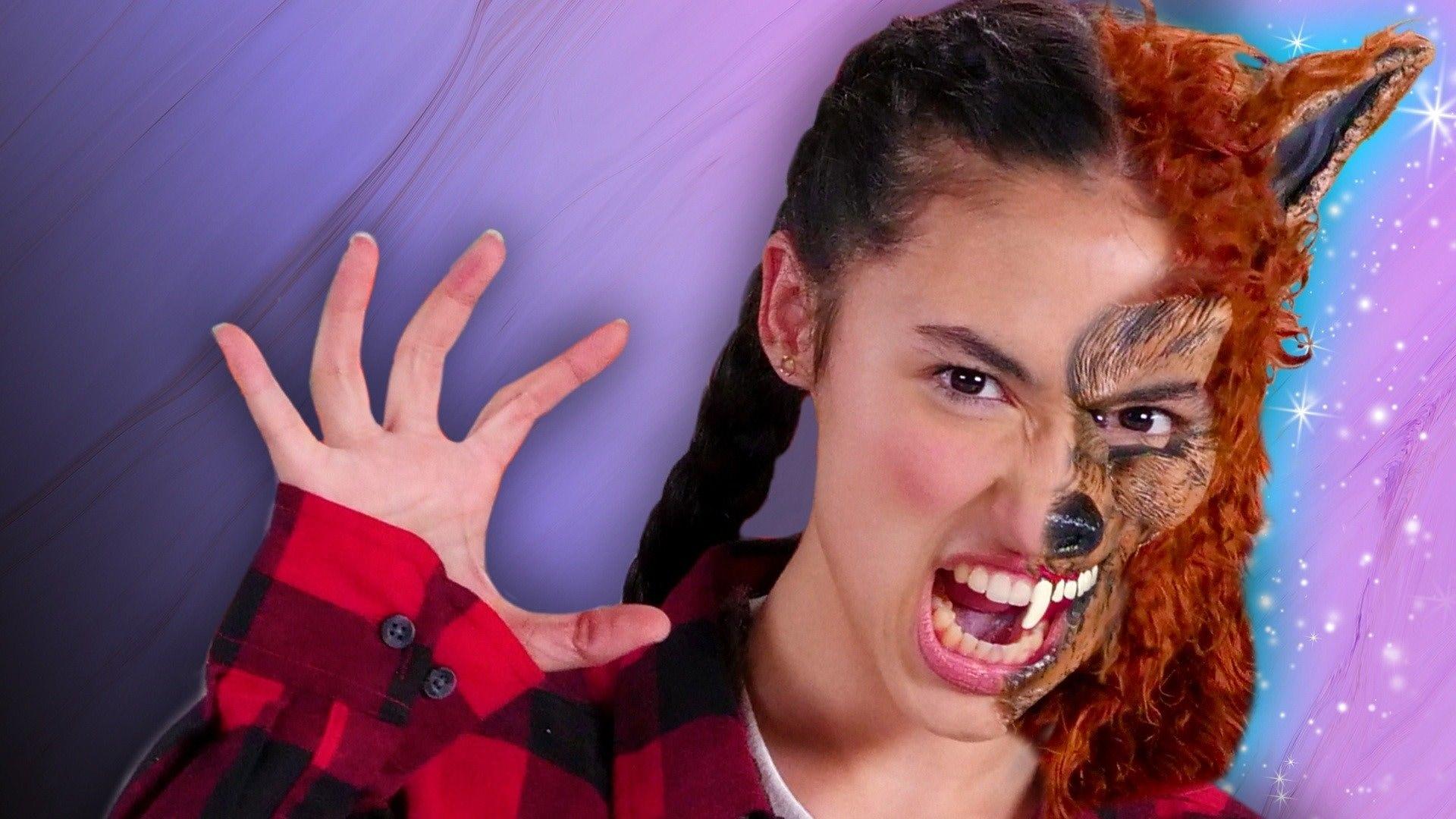 Instant Halloween Costume Trick