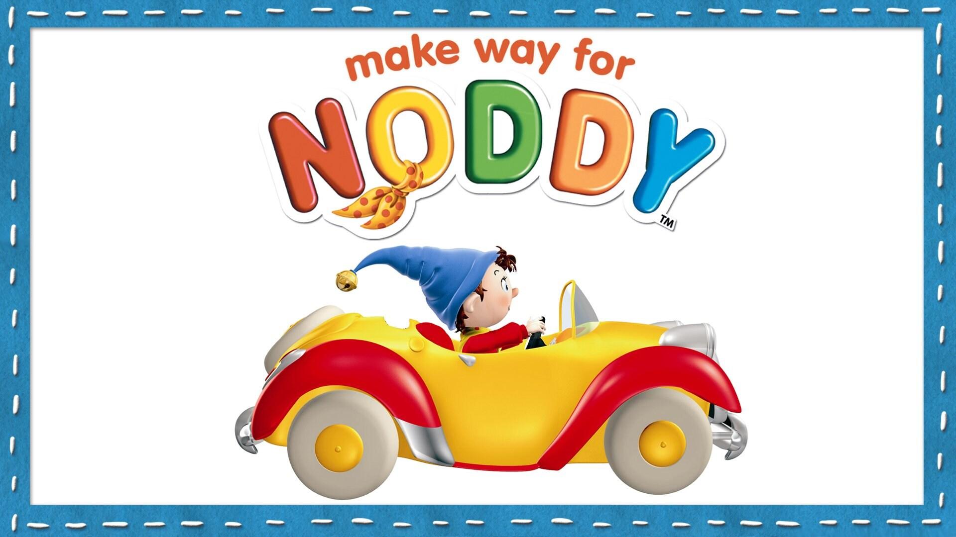 Noddy Best Driver in the World