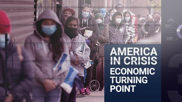 America in Crisis: Economic Turning Point