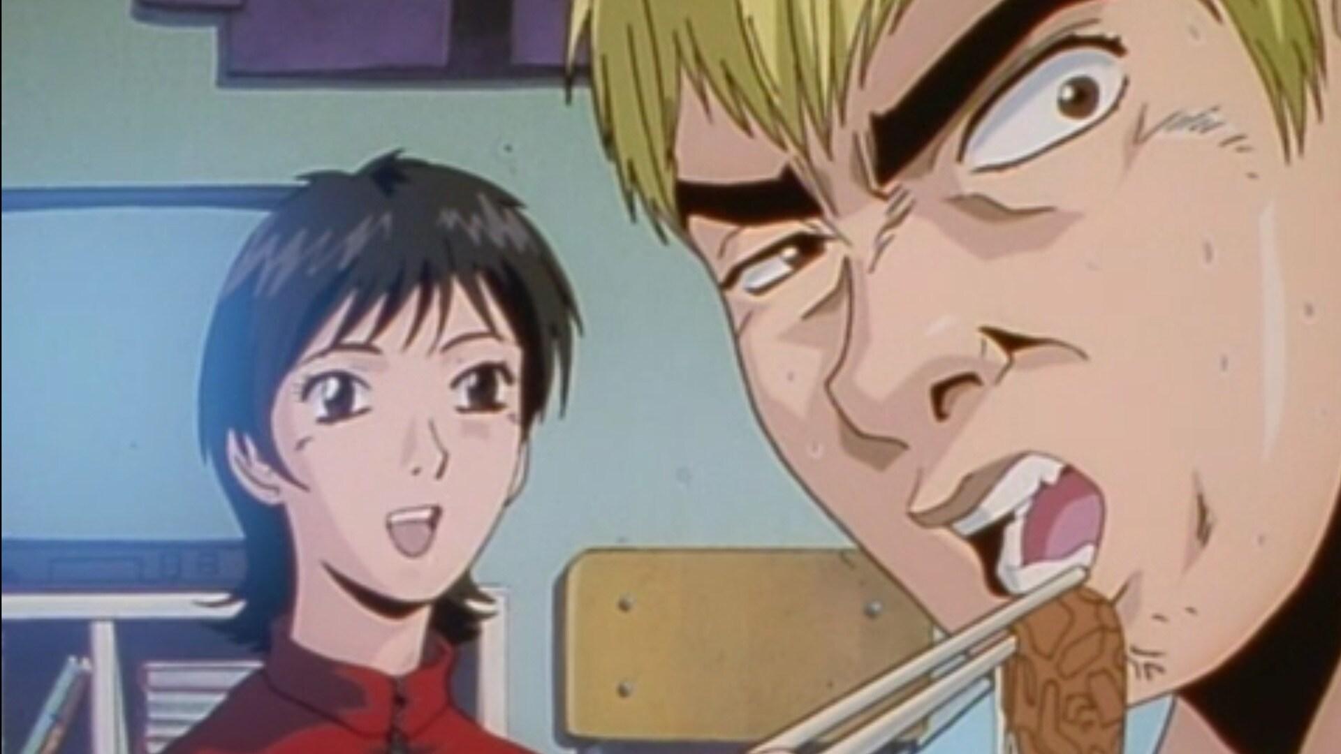 Onizuka Meets His Match