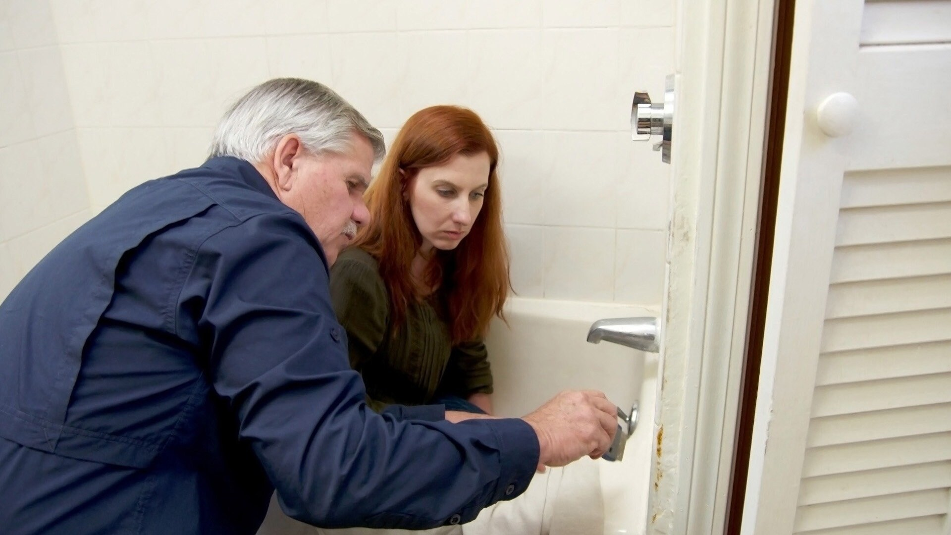 Water Filter; Bathroom Caulking